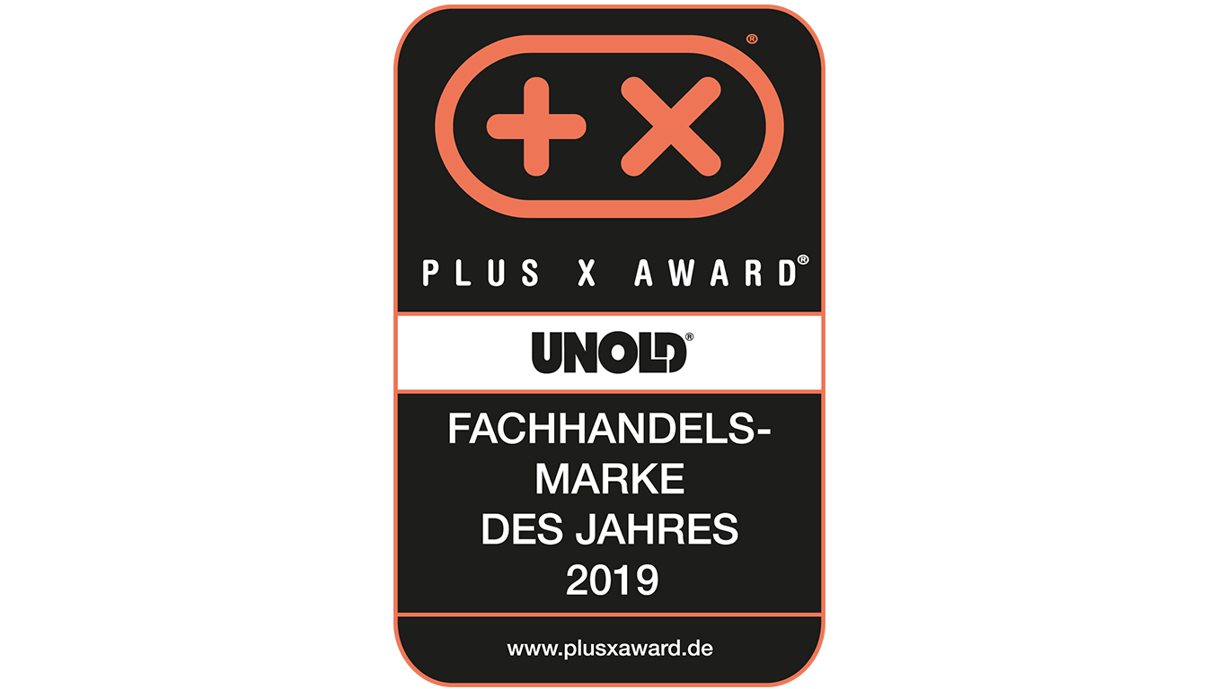 PLUS X AWARD Specialists' Brand of the Year 2019